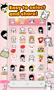 My Chat Sticker EMOJI 2 - screenshot thumbnail