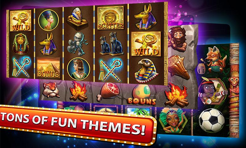 Slots Fever - FREE Slots - screenshot