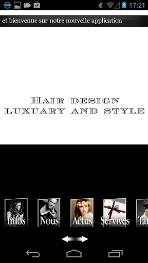 玩生活App|Hair Design luxuary and style免費|APP試玩