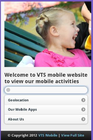 Vision Web Mobile