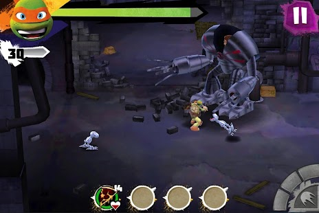 Swappz: Mutant Rumble - screenshot thumbnail
