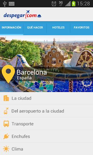 Barcelona: Guía turística