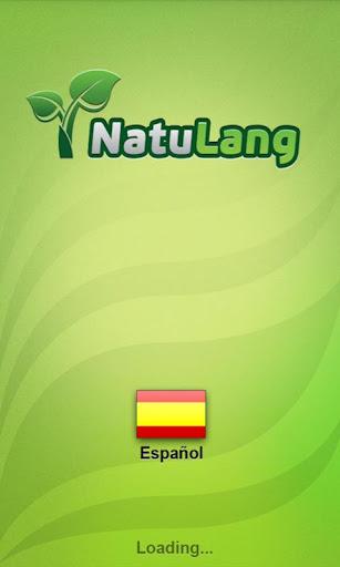 NatuLang Spanish