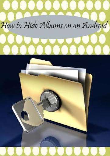 Hide Albums on Android