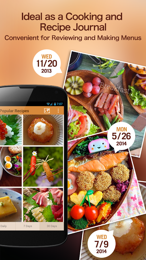 SnapDish Food Camera- screenshot
