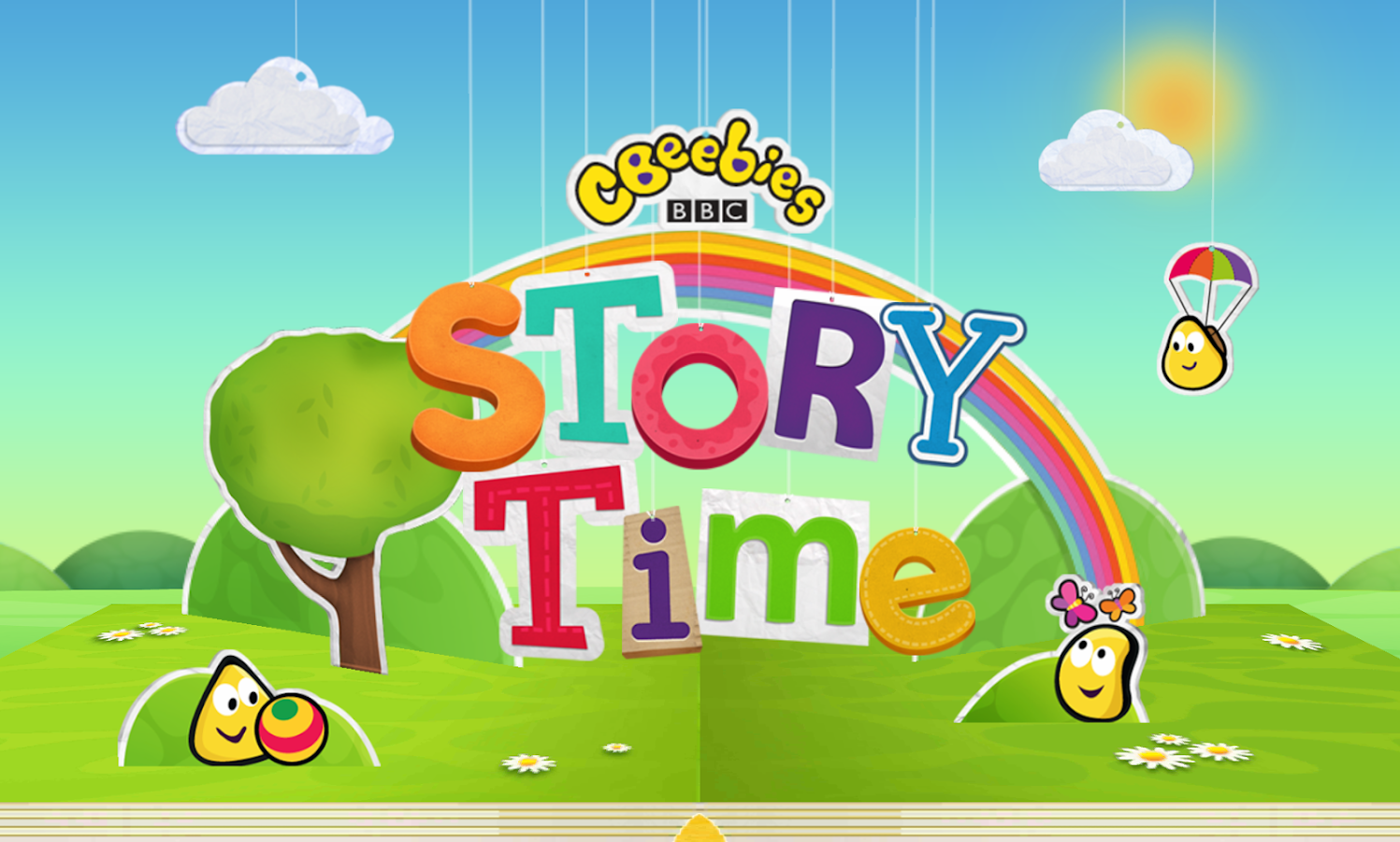 Bbc Cbeebies Storytime Android Apps On Google Play