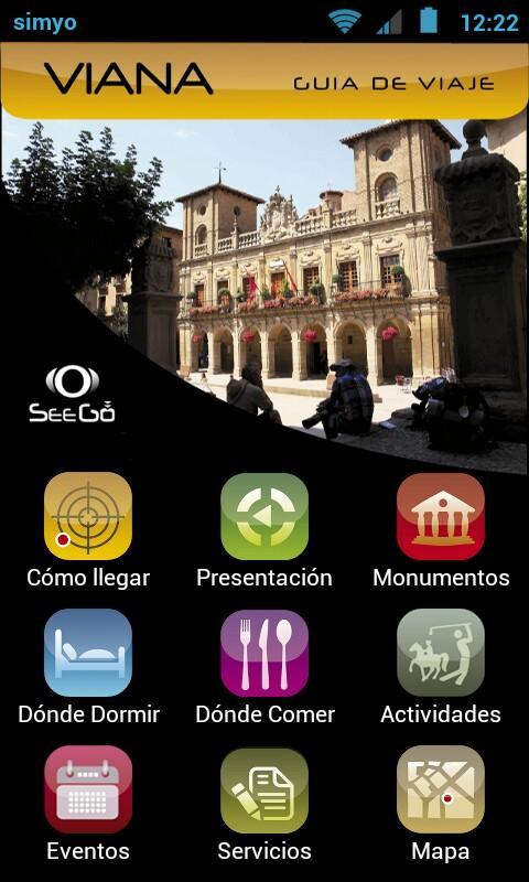 Viana (DE)- screenshot