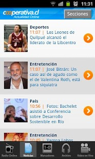 Radio Cooperativa - screenshot thumbnail