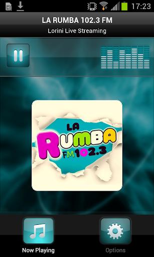 LA RUMBA 102.3 FM