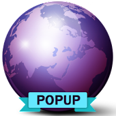 Purple Popup Browser