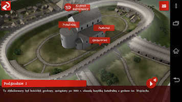 Screenshot of Gniezno 3D