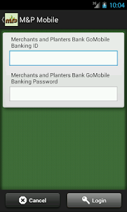 M&P Go Mobile Banking - screenshot thumbnail