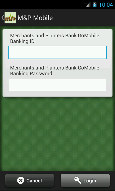 M&P Go Mobile Banking - screenshot