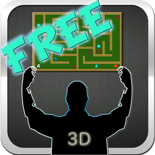 Real Maze-FREE 3D Reality Maze game (apk) free download for Android/PC/Windows