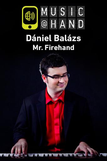 Mr. Firehand MUSIC HAND