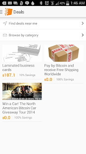 BitPages - Find Bitcoin Places- screenshot thumbnail