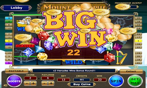 Mount Olympus Slots - screenshot thumbnail