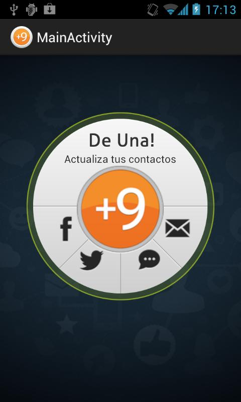 De Una- screenshot