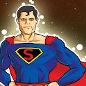 Superman-The Mechanical Monste logo