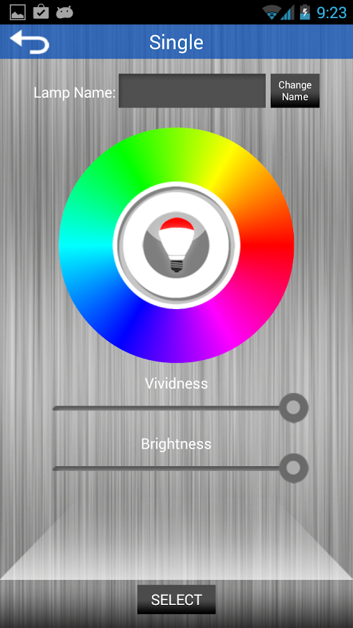 gunilamp pro plus- screenshot