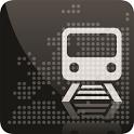 Europe rail icon
