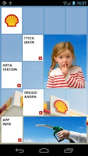 Shell Sverige - screenshot thumbnail