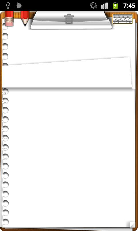 NoteMaster NotePad + draw pad- screenshot