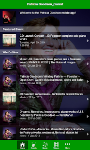 Patricia Goodson Pianist - screenshot thumbnail
