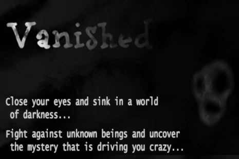 Vanished- screenshot thumbnail