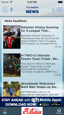 Football Kaki - screenshot