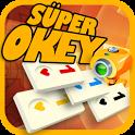 Okey - Kameralı Süper Okey icon