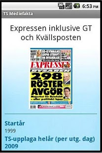 TS Mediefakta- screenshot thumbnail