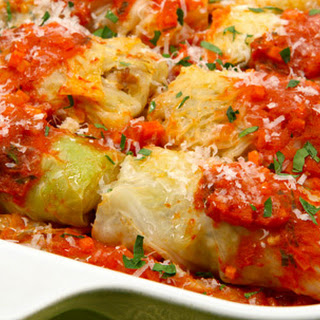 Sausage Cabbage Rolls CBC Best Recipes Ever
