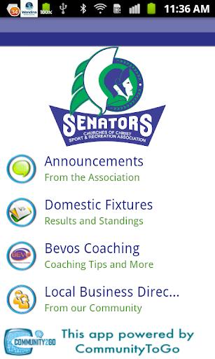 Warwick Senators Basketball