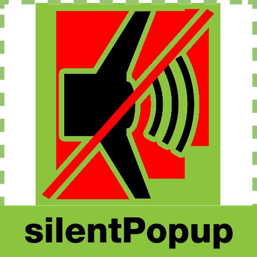 Silent Mode Popup 工具 LOGO-阿達玩APP