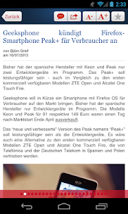 Tech News - ZDNet.de- screenshot thumbnail
