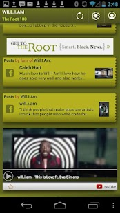 Will.I.Am: The Root 100 - screenshot thumbnail