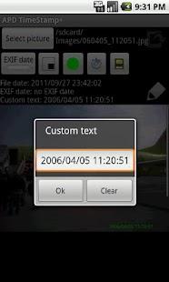 APD TimeStamp+ - screenshot thumbnail