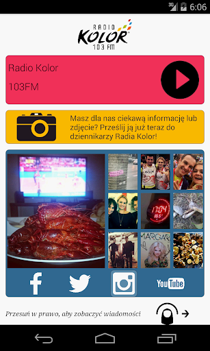 【免費音樂App】Radio Kolor-APP點子