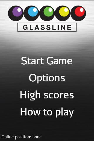 Glassline - screenshot