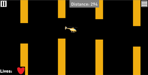Parker Helicopter Game