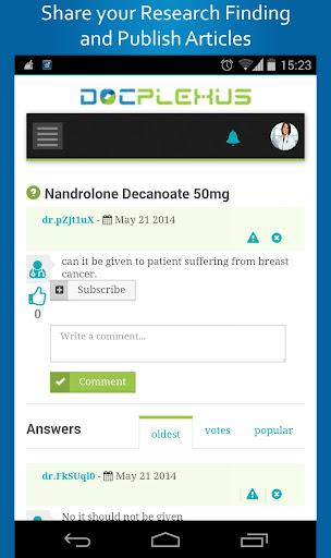 【免費醫療App】Docplexus-APP點子