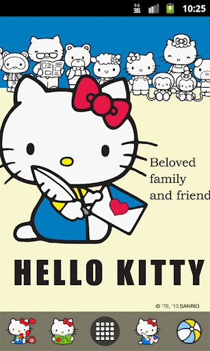 Hello Kitty for Beloved