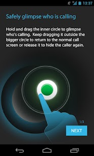 NO SHOW Privacy Hide Caller ID - screenshot thumbnail