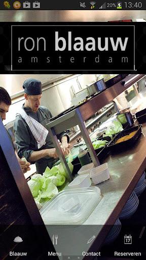 Ron Blaauw Amsterdam