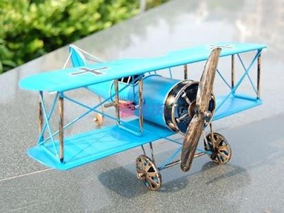 精美的飛機模型