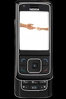 Screenshot of Nokia Phone Simulator