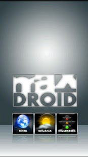 MAXDroid - screenshot thumbnail