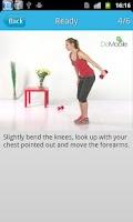 Screenshot of Ladies' Arm Workout FREE