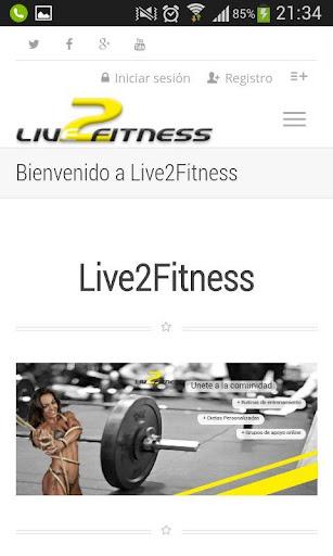Comunidad Fitness Gym L2F